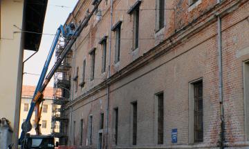 Decorazioni Facciate Torino | Piccolomini Srl